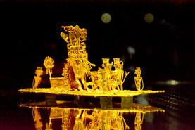 Museo del Oro. Bogotá
