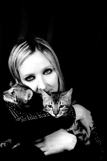 Lady in Cat