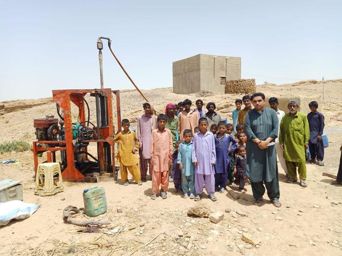 WaterPump Charity Pic1