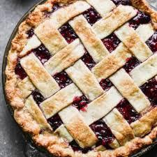 Handmade Organic Pie by Mary