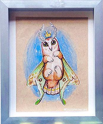 Moth Owl Princess