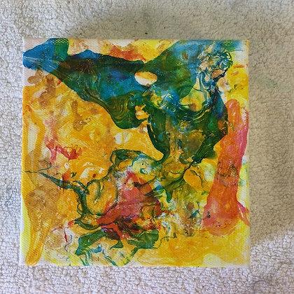 """Nebula 3 through 6"" by Charles Akula"