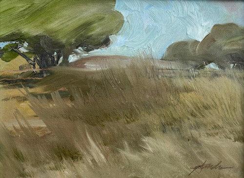 """""""Grassland"""" by George Sanderson"""