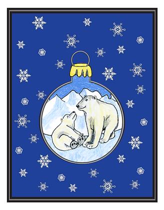 Polar Bears Cards