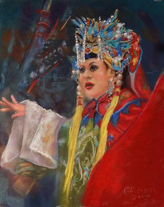 Opera In Red