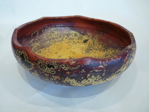 Alum Saggar Bowl