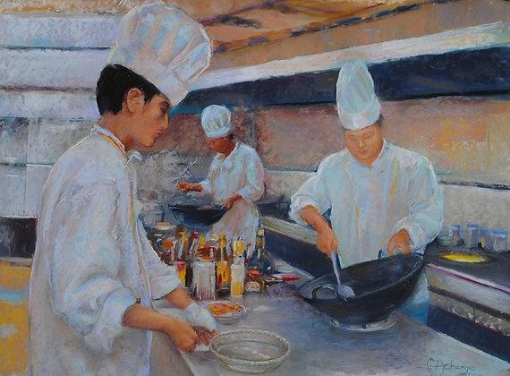Sichuan Chefs