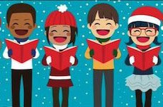 Personalized Holiday Caroling