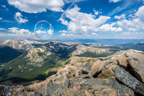 """Summit Bubbles"" by Rob Lantz"