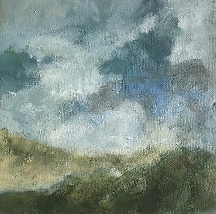 """Imaginary Spring""  by Kathy Bogan"