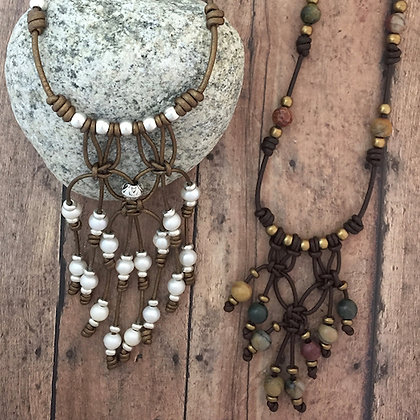 Cascade Necklace Kit