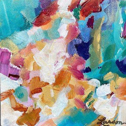 """Jubilation"" by Nance Larson"
