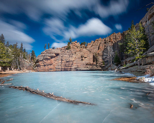 Gem Lake Winter