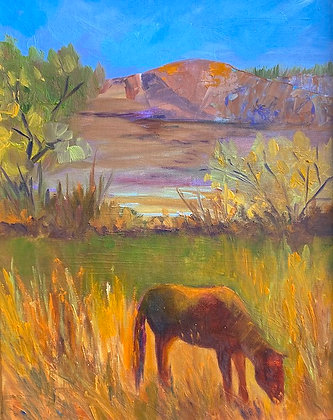 """Painted Pony"" by Linda Faul"
