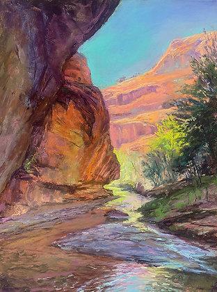 Canyon Rhythms