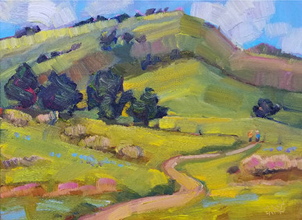 """""""Foothills Reverie"""" by Jason Emery"""