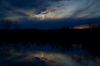 """One Light IX"" by T.M. Spring"
