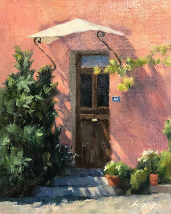 Sunny Provence Doorway