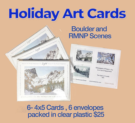 Holiday Love Greeting Cards