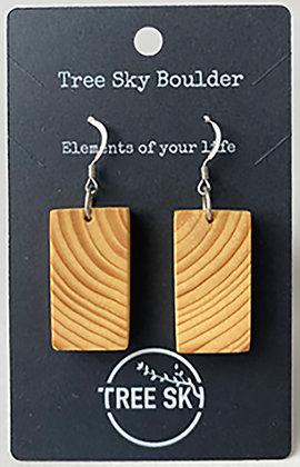 Blue Spruce Earrings
