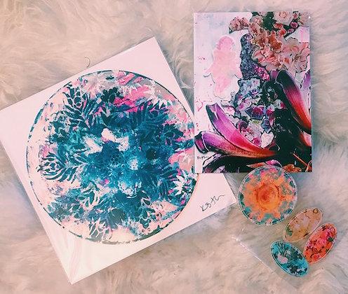 Ostara Blooming - Art Bundle