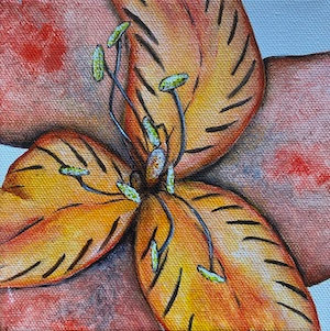 """""""Tiger Lily"""" by Caren Paul"""