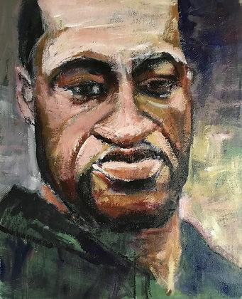 """""""George Floyd"""" by Kathy Bogan"""