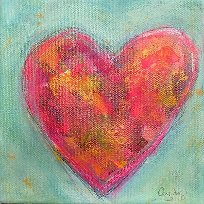 """Celebrate Love"" by Cyndy Hinkelman-Smith"