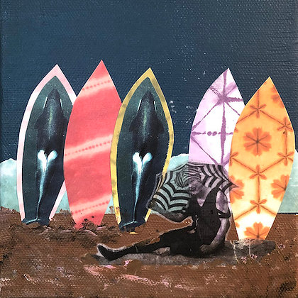 """Orca Beach"" by Jeanne Mitchell"