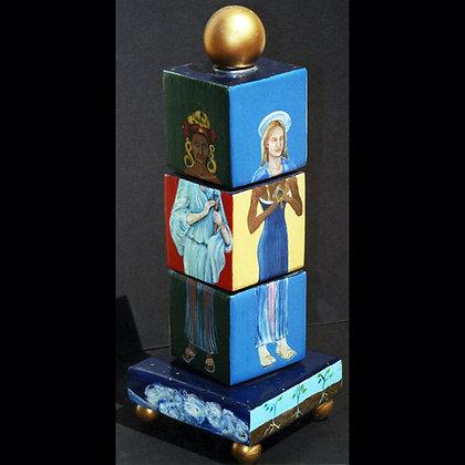 The Goddess Blocks