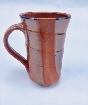 Large Shino Mug