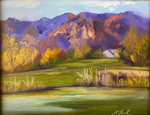 """Coal Creek Dreams"" by Linda Faul"