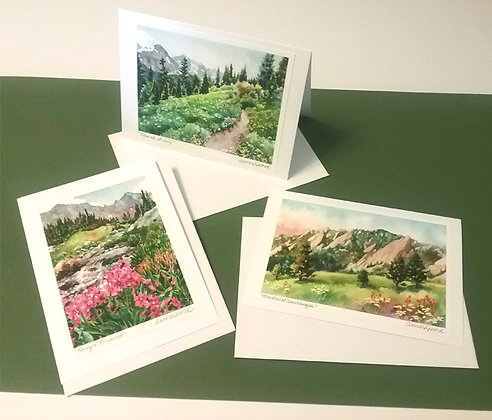 Greeting Card Variety Set