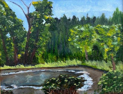 """Boulder Valley Ranch"" by Karen Zumbrun"