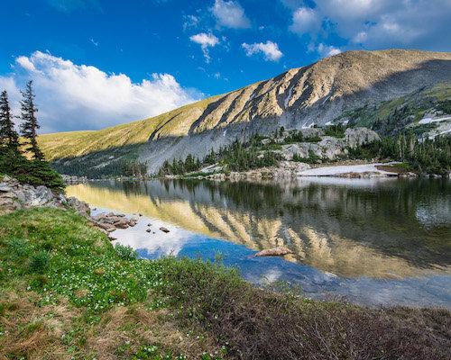 """""""Ridge Reflection"""" by Rob Lantz"""