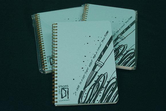 Open Studios Sketch Book