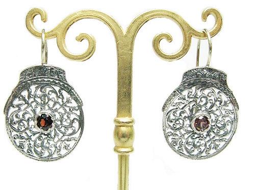 "The ""Lace"" Earrings"