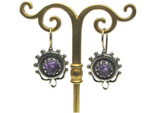 Victorian Design Earrings