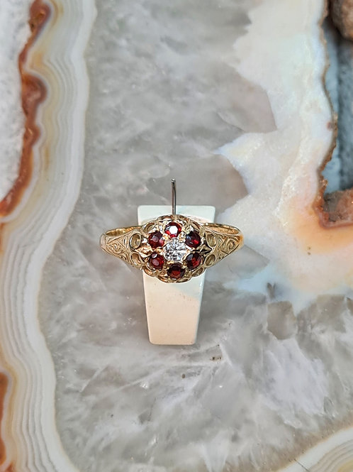 Victorian style ring 312
