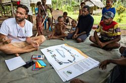 Farmer Training in PNG