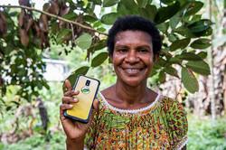 AgUnity Phone & Farmer PNG