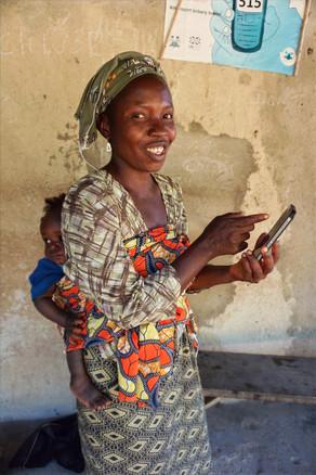 Female Farmer Sierra Leone