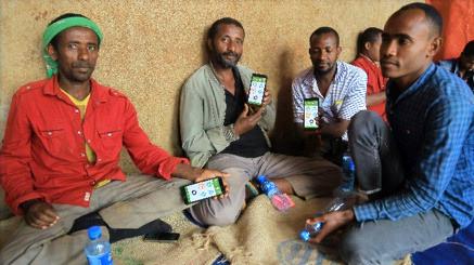 Ethiopia First Deployment Farmers