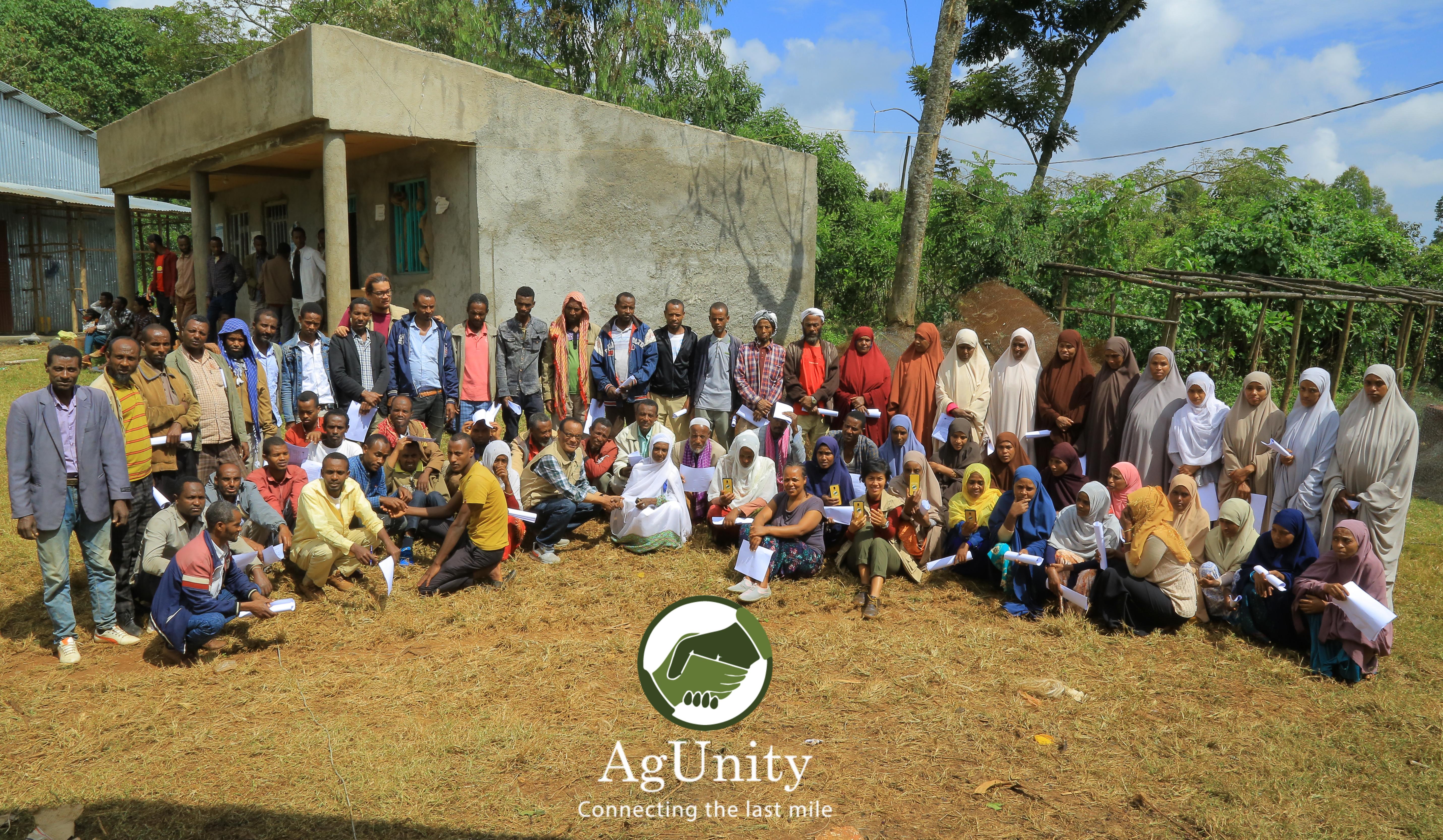 AgUnity Ethiopia Deployment Village Imag
