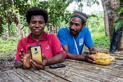 PNG Sorowosa Cocoa Bean Farmers