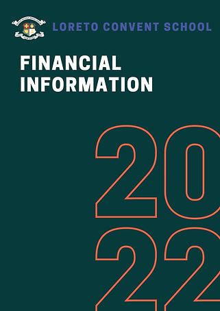 Loreto Convent School Finance Info 2022.jpg