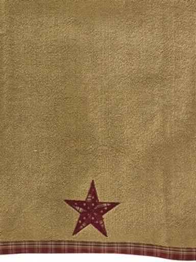 Sturbridge Star Terry Bath Towel #316-82K