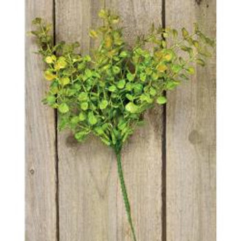 "Green Pepper Grass Pick, 9"" #F63731LG"