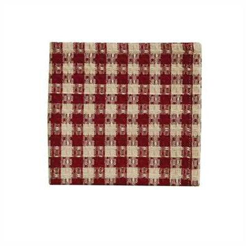 Crochet Gingham Dishcloth 455-18