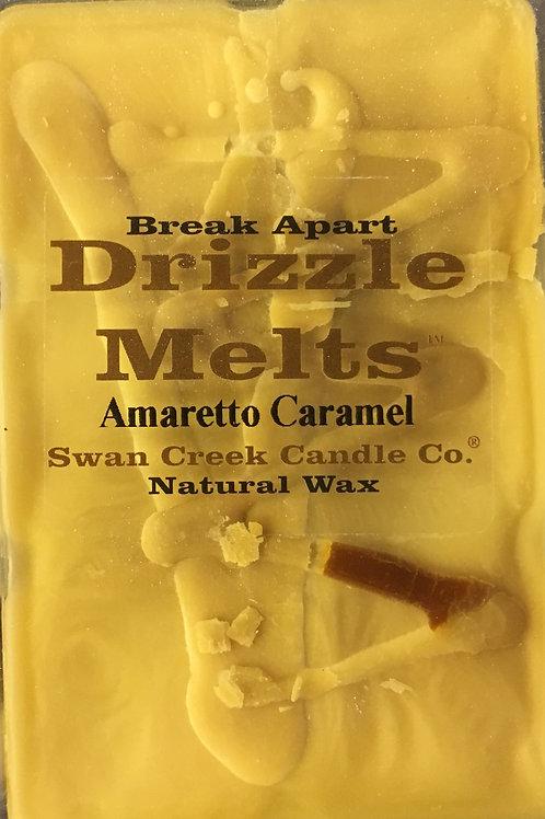 Amaretto Caramel Drizzle Melt #02230